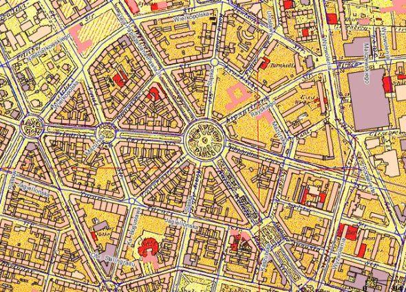 Historyczne Mapy Szczecina Szczecin Blog