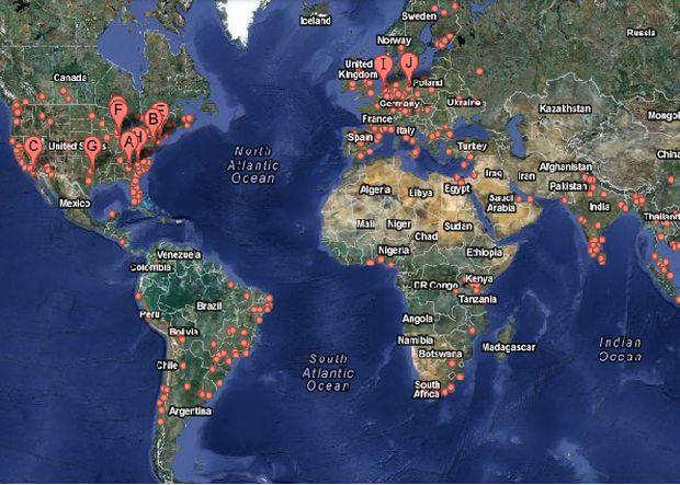 Szkoły montessori na świecie
