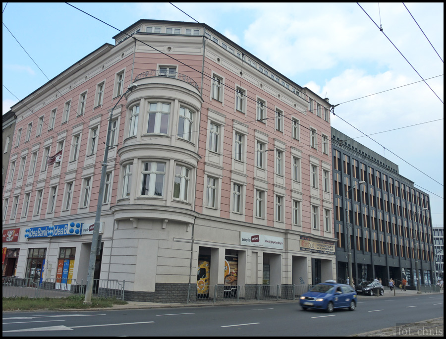 Gdy przyziemie trzyma kolor góry kamienicy, to znaczy, że jesteś w Szczecinie