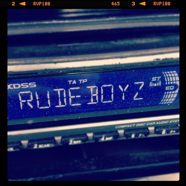 Electric Rudeboyz jeszcze za czasów szczecin.fm. Ach, łezka w oku się kręci.