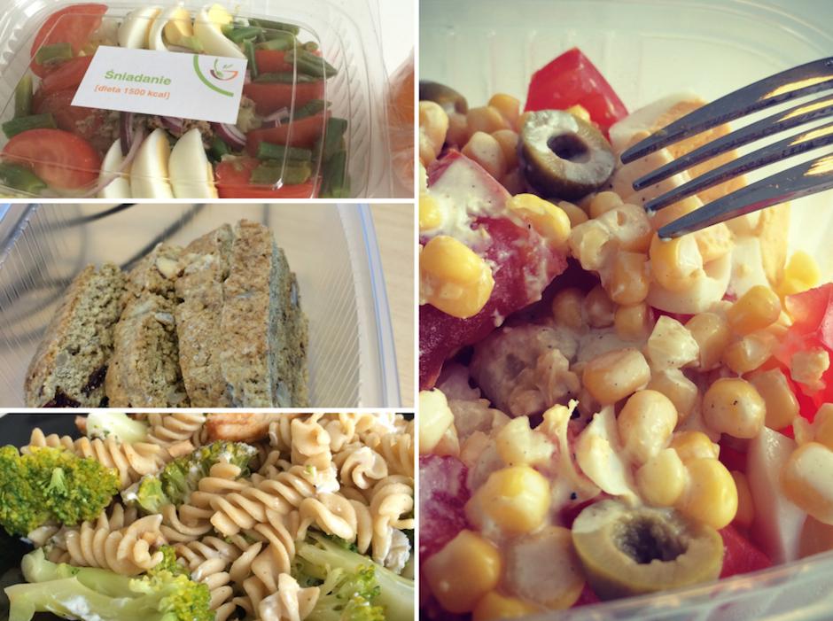 Zdjęcia jedzenia z Light Menu