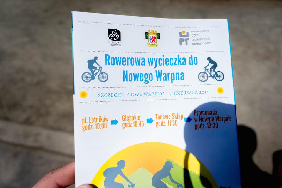 Wydarzeń i wycieczek rowerowych w naszym mieście nie brakuje.