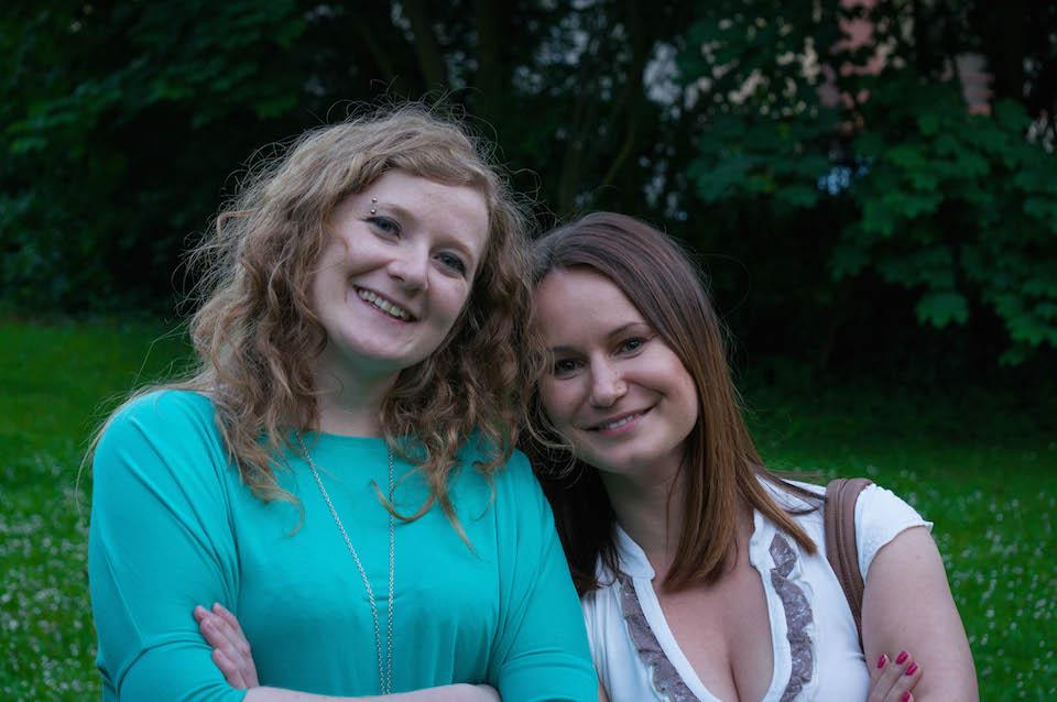 Zadowolone uczestniczki  TEDxSzczecin