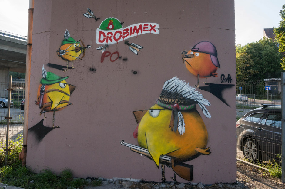 Akcja przeciwko Drobimexowi?