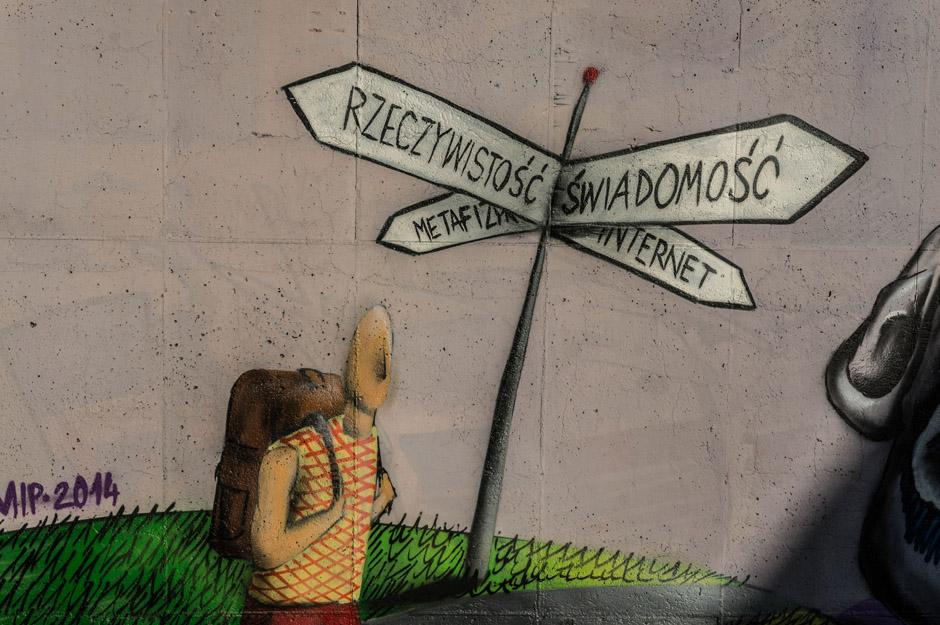 Tylko jeden kierunek. W którą stronę pójdziesz?