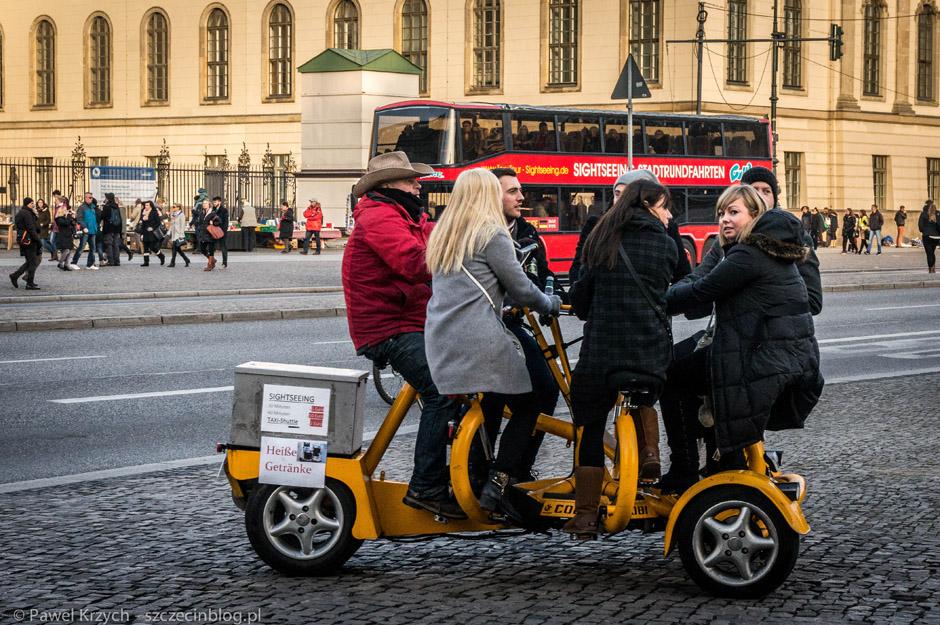 Pojeździj rowerem i wypij piwo? W Berlinie to możliwe.