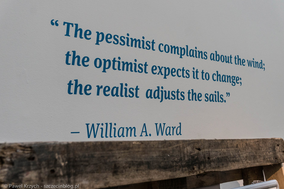I na koniec: cośinspirującego z RainMaking Loft. Przeczytaj i sam sobie odpowiedz: kim jesteś? Pesymistą, optymistą, czy realistą?