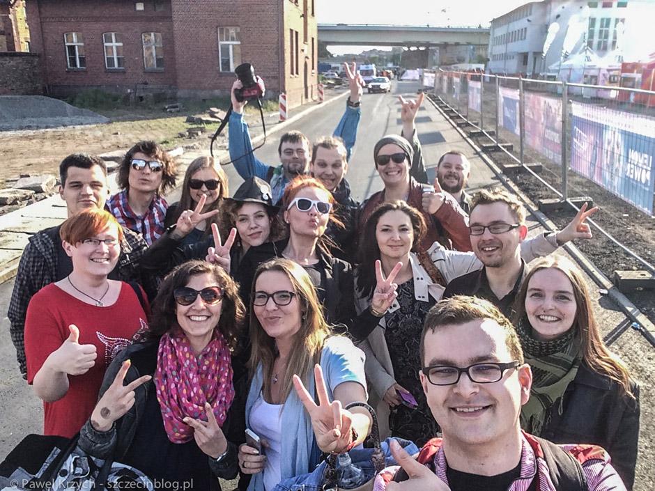 Szczecin Tweetup - edycja wycieczkowa