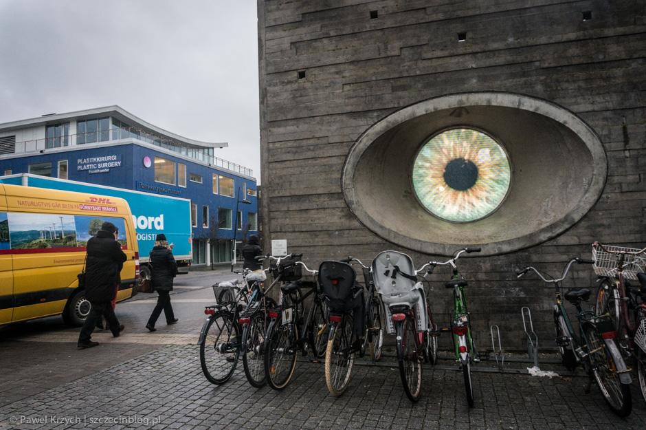 Śmieliśmy się, że mają oko na rowery.