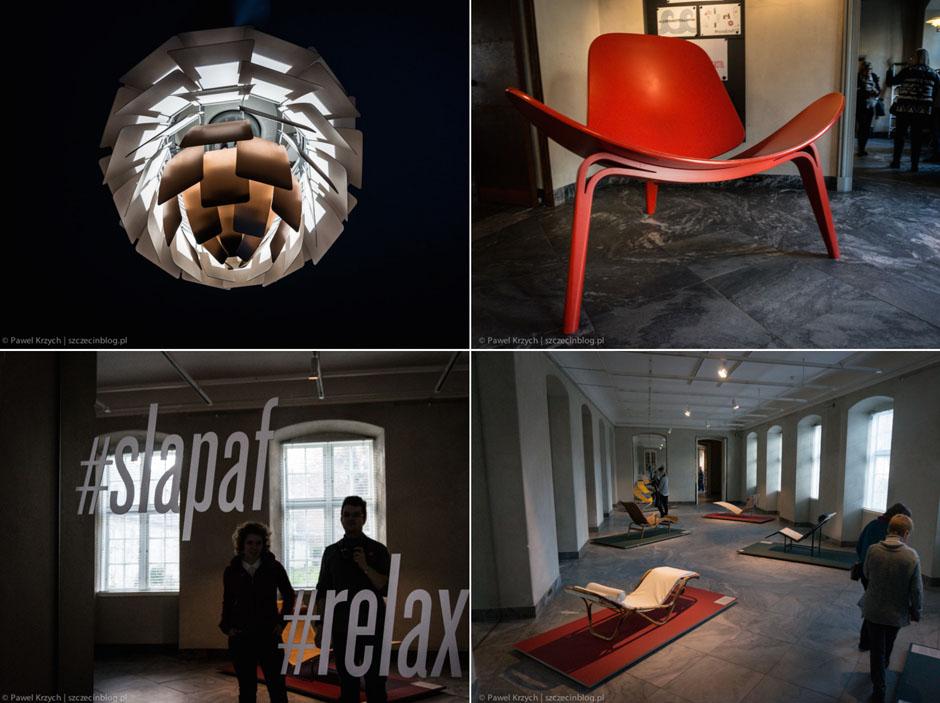 Trafiliśmy na wystawę Relax - czyli wszystko, co może pomóc nam odpocząć.