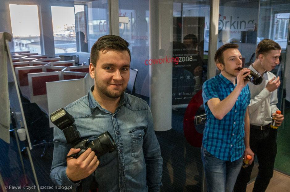 A zdjęcia wykonał Oskar Błaszkowski oraz Paweł Krzych (fotografie ze znakiem wodnym)