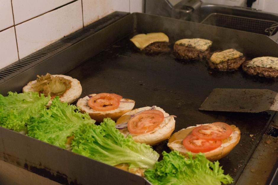 Burgerowa produkcja trwa!
