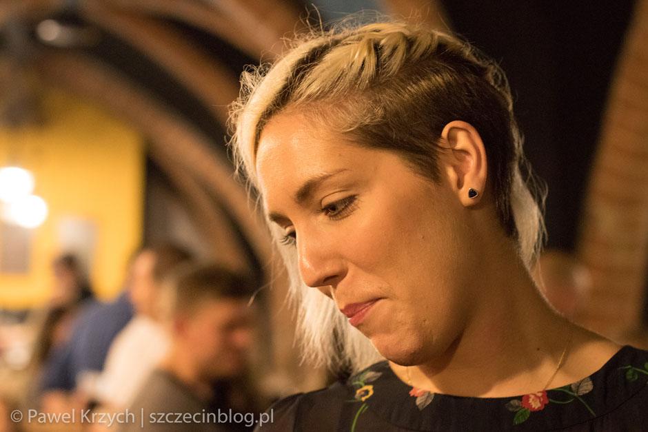 Dziewczyny oficjalnie powitały w gronie organizatorek Justynę Wasilewską