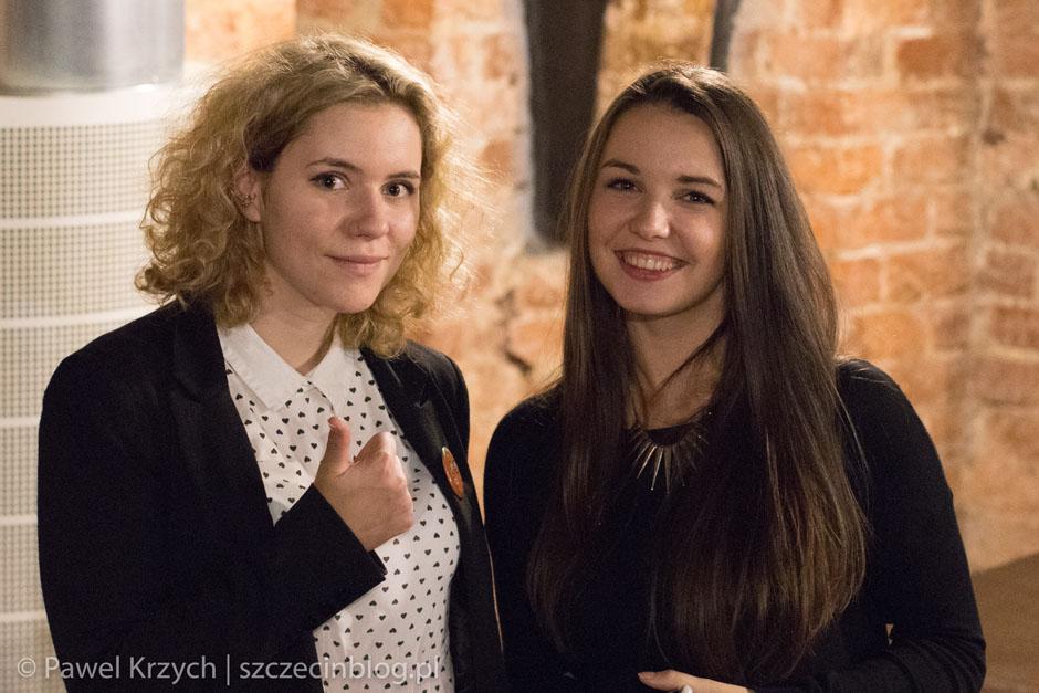 Organizatorki: Aleksandra Misiura i Daria Matyszewska