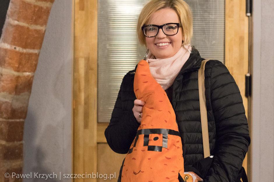 Goście (społeczność Karotek) zabierali także swoje pupilki marcheweczki