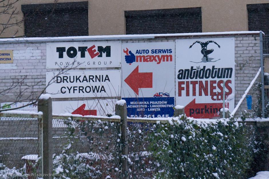 Kto pamięta Fitness Antidotum na Pomorzanach?